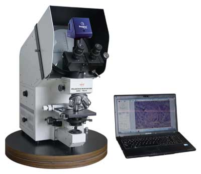 Sugar Crystal Measuring Microscope PRM-18T