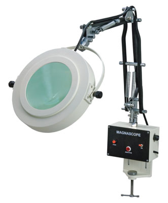 Illuminated Magnifier (Magnascope) RBM-104
