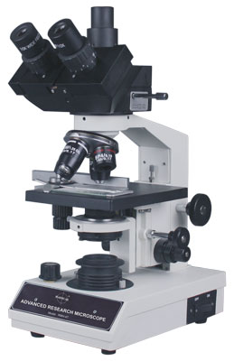 Advanced Trinocular Research Microscope RMH-4T