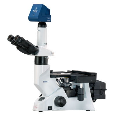Inverted Metallurgical Microscope RMM-2