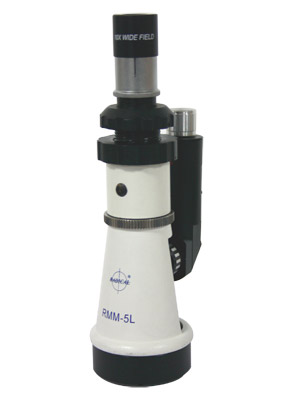 Portable Metallurgical Microscope RMM-5L