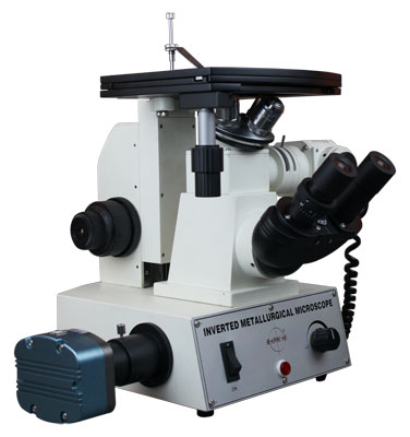 Inverted Metallurgical Microscope RMM-77