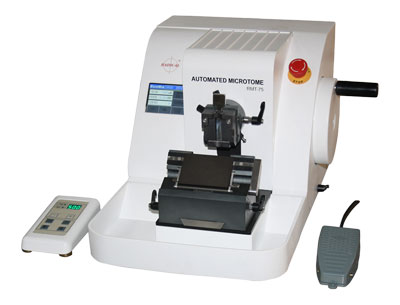 Automated Rotary Microtome RMT-75