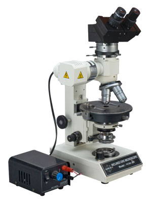 Advanced Microscope with Reflected & Transmitted Light ROM-33