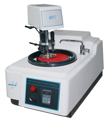 Polishing  Machine Semi Auto Head RPMS-1B-MPT  Series