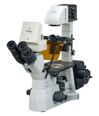 Inverted Tissue Culture Microscope RT-7A