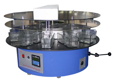 Automatic Slide Staining Machine 23 Stations
