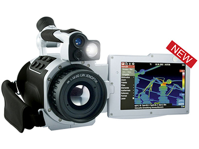 Infrared Cameras - Vario CAM High Definition